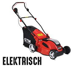 elektrische grasmaaier GTM