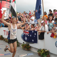 Marco Sahm Ironman Hawaii 2011