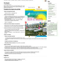 Annonce sur le site de Fontenay-sous-bois.fr