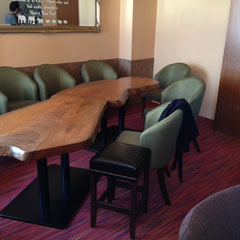 Bar店舗工事 - オーダー家具 4