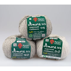 Love Collection - Yarns made of recycled fiber