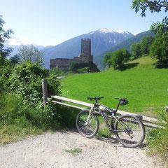 Burgeis Vinschgau Süd-Italien 2014