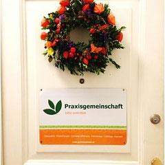 1. Stock Tür 8  Praxisgemeinschaft Faulmann 1030 Wien Landstraße