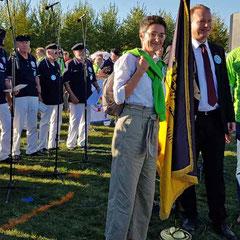 Am lebenden Bodensee mit dem Shanty-Chor – beim Überlingen-Tag der Landesgartenschau Lahr am 14.10.18