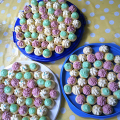 Minicupcakes 150 Stk.