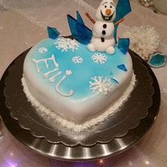 Geburtstagstorte Olaf