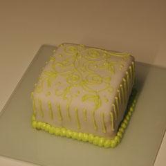 Mini-Torte Royal Icing