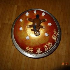 Halbkugeltorte Chinesisches Neujahr, Pferd
