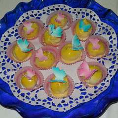 Cakepops Schmetterling