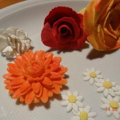 Zuckerblüten von Kursteilnehmer