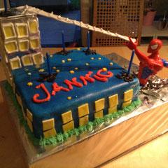 Geburtsorte Jannic mit Zuckernetz