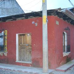 Nuestra casa en Antigua.