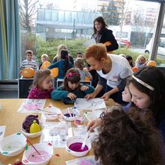 Forschertag für den Stadtteil: Spaß für Groß und Klein
