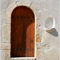 La petite porte latérale