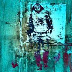 MATTHIAS SCHOENEARTS | acryl auf leinwand | 80x80 cm