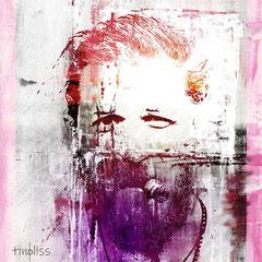 TOM HARDY | acryl auf leinwand | 80x80 cm