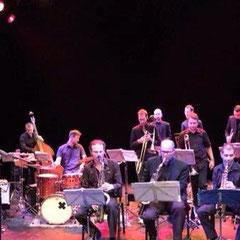 Konzert Weimar-Big Band E-Werk Weimar Dezember 2015