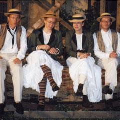 Wahlverwandschaften 1999 DNT Weimar