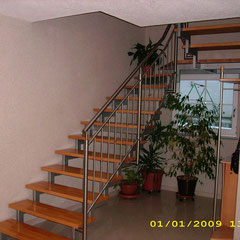 Zweiholmtreppe Euskirchen ZT 150