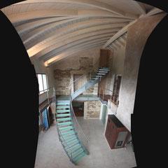 Treppe des Jahres 2012 - Glastreppe Luxemburg