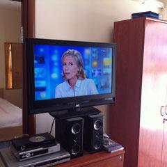 2ème télé avec chaînes françaises