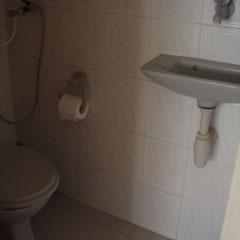 salle d'eau dans l'entrée