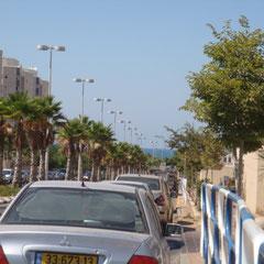 La plage au bout de la rue Exodus