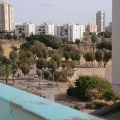 Le parc Elisheva