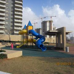 Parc de jeux enfants