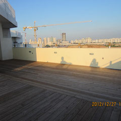 Spacious terrace with seaview