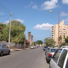 Rue Nahal Lakhish