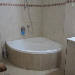 1ère SDB baignoire