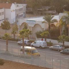 Proche synagogue