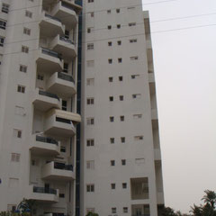 Immeuble rue matsada