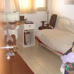 2ème chambre avec 3 couchages