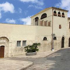 Barletta - Il Monastero di S. Ruggero delle Benedettine Celestine