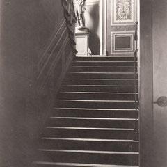 Firenze - Scala dell'Archivio dove ha lavorato Suor Maria Minima 1928