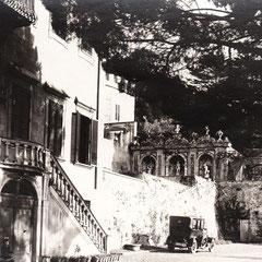 Firenze - Villa Medici dove aveva sede l'Archivio in cui ha lavorato Suor Maria Minima 1928