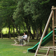 Jardin Saint-Calais - Vallées de la Braye et de l'Anille - Perche sarthois