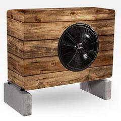 Verdampfer Geisshubel - Wärmepumpe erhältlich bei bern.solar