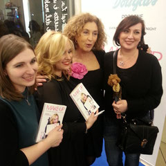Anna Gaia, Roberta, Daniela, Annuccia, Anna