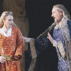 Cordelia, mit Nikolaus Kinsky