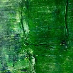 """""""Vista I"""", 140 x 100 cm, Acryl/Mischtechnik auf LW"""