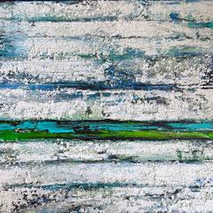 """Primavera"", 100 x 140cm, Acryl/Mischtechnik auf LW"