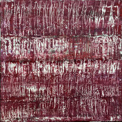 """""""Wild Spirit"""", 50 x 50 cm, Acryl/Mischtechnik auf LW,"""