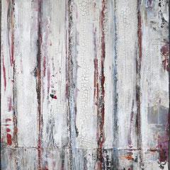 """""""Little Dreamer"""", 100 x 80 cm, Acryl/Mischtechnik auf Holzkörper"""