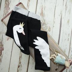 Junior Leggings Swan