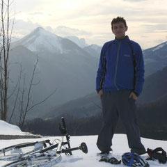 Daniel auf dem Berg