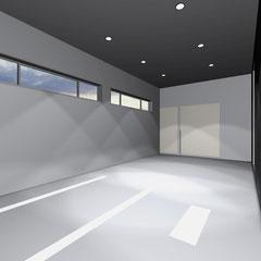 別荘 プランニング3D- マルチスペース 趣味室 娯楽室
