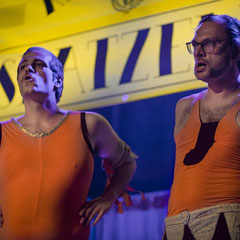 Les Frères Stromboli (photo : Simon Bonne)